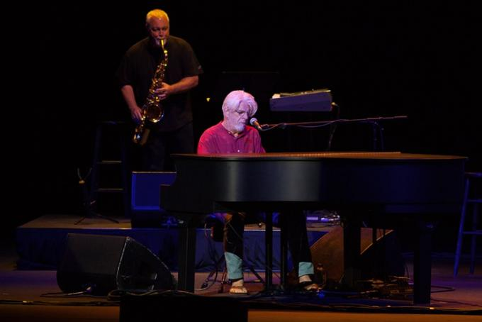 Michael McDonald at Tuacahn Amphitheatre