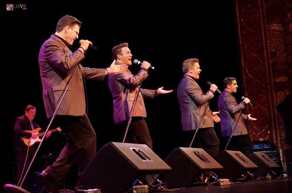 Frankie Valli & The Four Seasons at Tuacahn Amphitheatre
