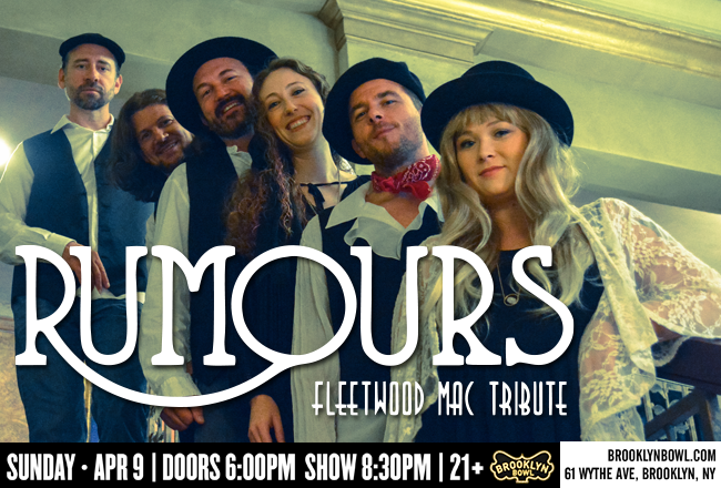Rumours - A Fleetwood Mac Tribute at Tuacahn Amphitheatre