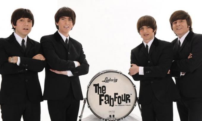 The Fab Four - The Ultimate Tribute at Tuacahn Amphitheatre