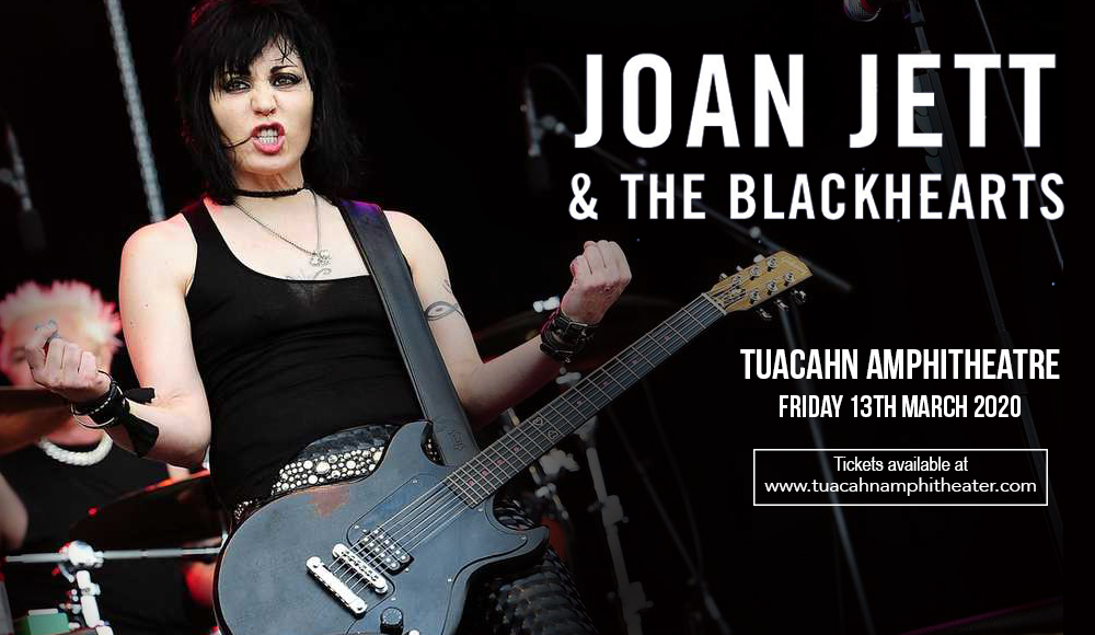 Joan Jett and The Blackhearts at Tuacahn Amphitheatre
