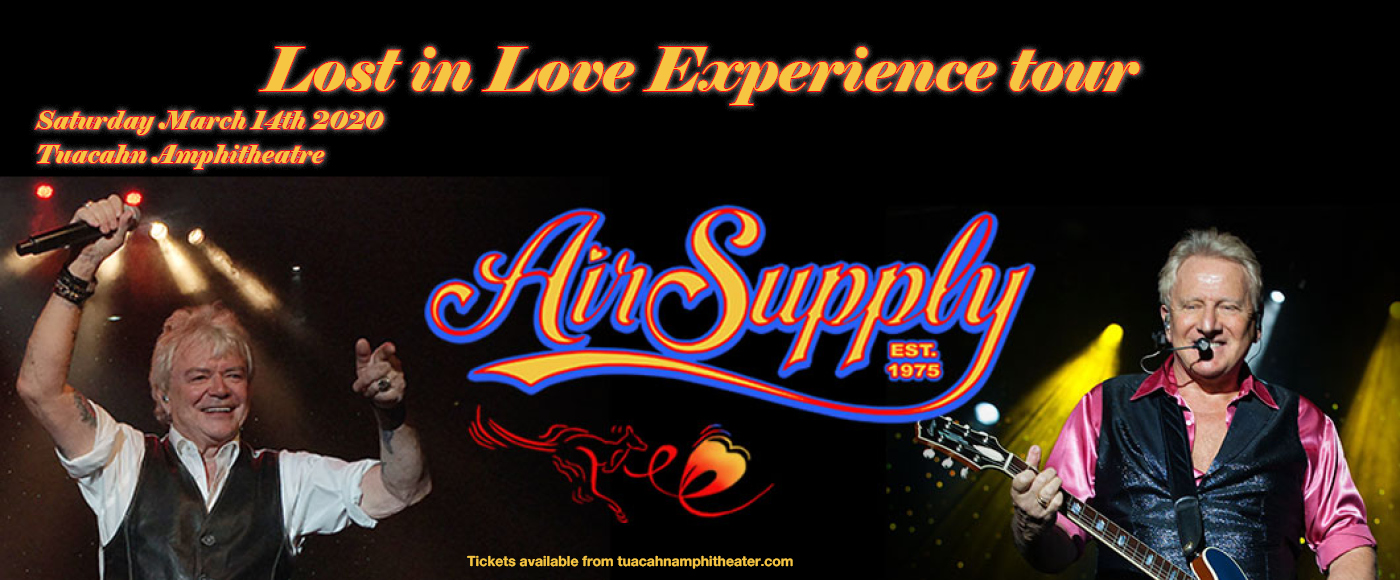Air Supply at Tuacahn Amphitheatre