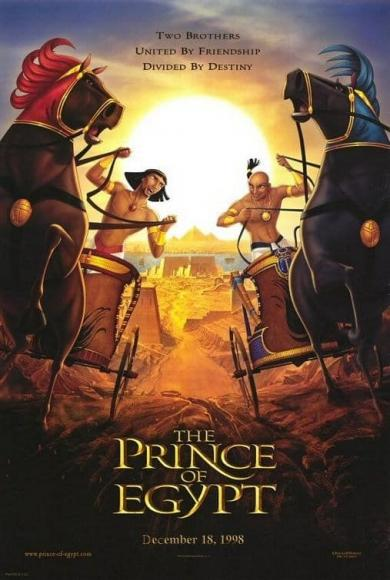 The Prince of Egypt at Tuacahn Amphitheatre