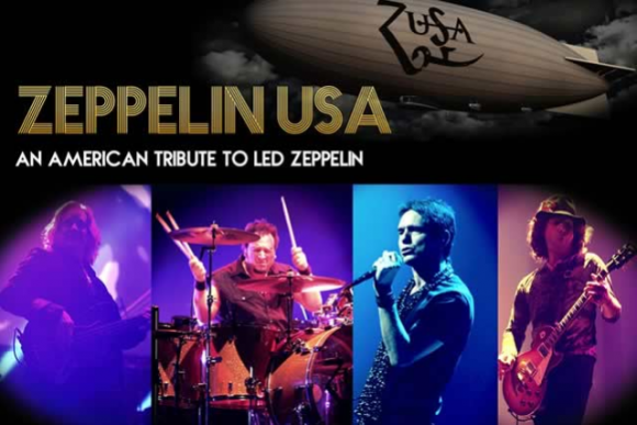 Zeppelin USA at Tuacahn Amphitheatre