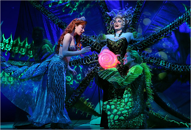 Disney's The Little Mermaid at Tuacahn Amphitheatre