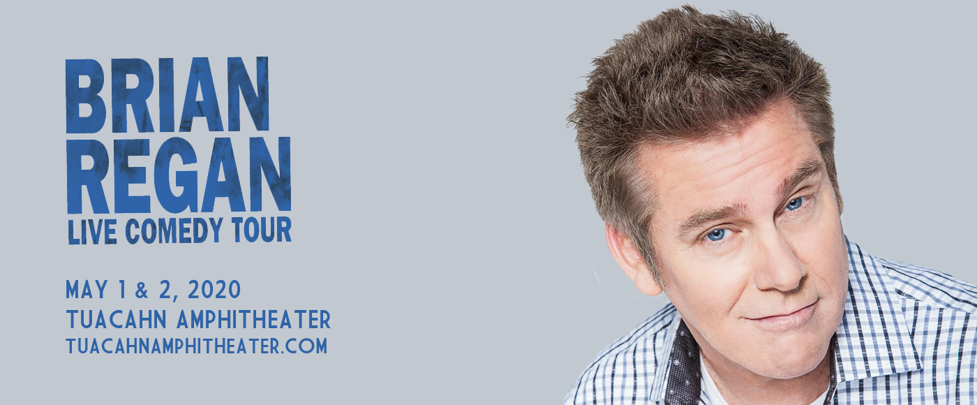 Brian Regan at Tuacahn Amphitheatre