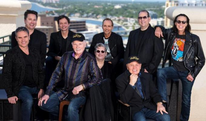 The Beach Boys at Tuacahn Amphitheatre