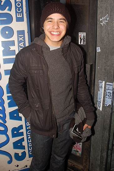 David Archuleta at Tuacahn Amphitheatre