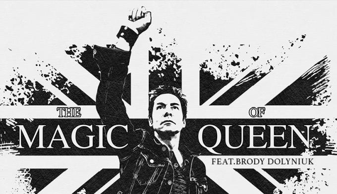 Brody Dolyniuk - The Magic of Queen at Tuacahn Amphitheatre